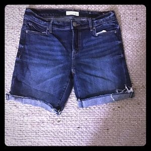 The Loft Denim Shorts Size 2